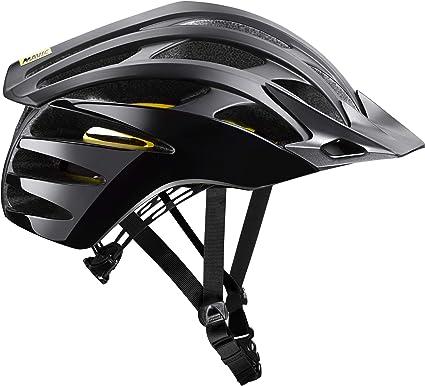 MTB Cycling Helmet Black//Yellow Mavic Mavic Crossmax SL Pro