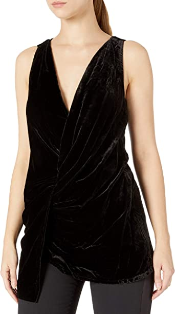 Kenneth Cole Womens Waterfall Top