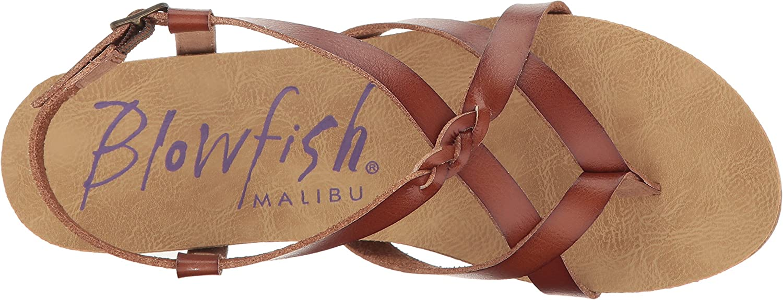 Blowfish Womens Granola-B Flat Sandal