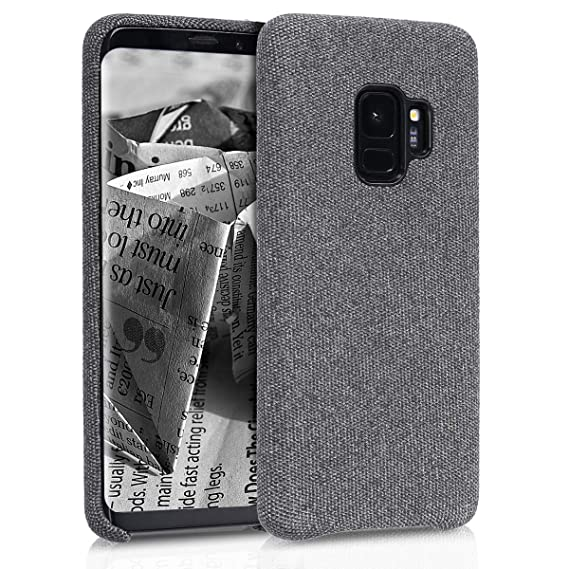 sports shoes 7d749 30339 Amazon.com: kwmobile softcase Cover for Samsung Galaxy S9 - TPU ...