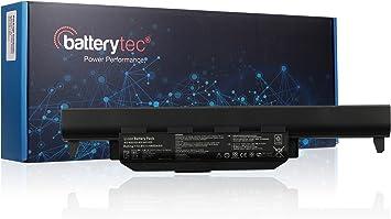 Batterytec Ersatzbatterie Für Asus Laptop A32 K55 Elektronik
