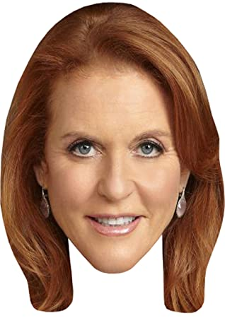 Celebrity face mask kit sarah furgeson duchess of york do it celebrity face mask kit sarah furgeson duchess of york do it yourself solutioingenieria Image collections