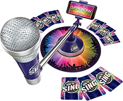 Image result for SPIN TO SING