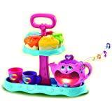 LeapFrog Musical Rainbow Tea Party Refresh Electronic Toys
