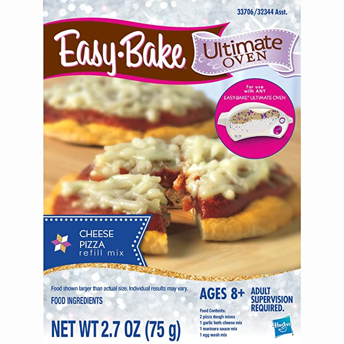 Top 10 Easy Bake Oven Ingredients