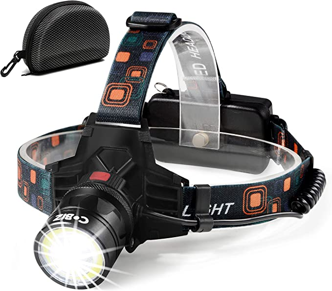 Best Fishing Headlamps : Odear Lie Wang Headlamp