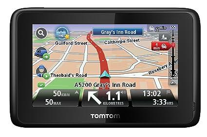 "TomTom PRO 7100 TRUCK - GPS para coches de 4.3"", mapas de Europa general"