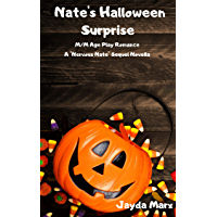 Nate's Halloween Surprise (Nervous Nate Book 2) (English Edition)