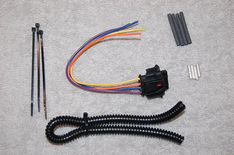 Surprising Amazon Com Wire Harness Repair Kit T Map Sensor Polaris Sportsman Wiring Digital Resources Jebrpcompassionincorg
