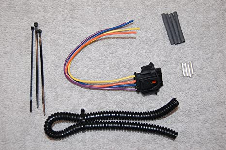 Amazon.com: Wire Harness Repair Kit T-Map Sensor Polaris Sportsman on kawasaki mule wiring harness, harley davidson wiring harness, arctic cat wiring harness, dune buggy wiring harness, polaris ranger 800 wiring diagram, cub cadet wiring harness,