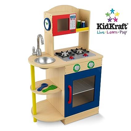 Kidkraft Primary Wooden Kitchen