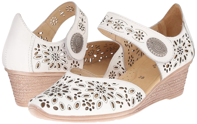 Spring Step Women's Nougat Wedge Sandal B015R9SXC0 39 M US|White EU / 8.5 B(M) US|White M 72824d