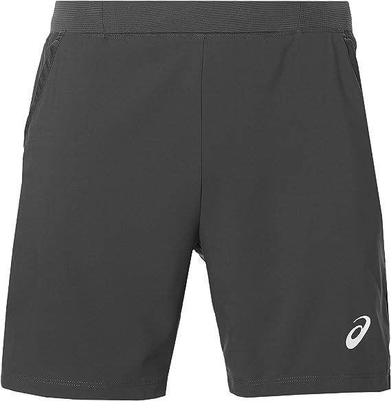 ASICS Padel 7in Pantalones Cortos, Hombre: Amazon.es: Ropa y ...