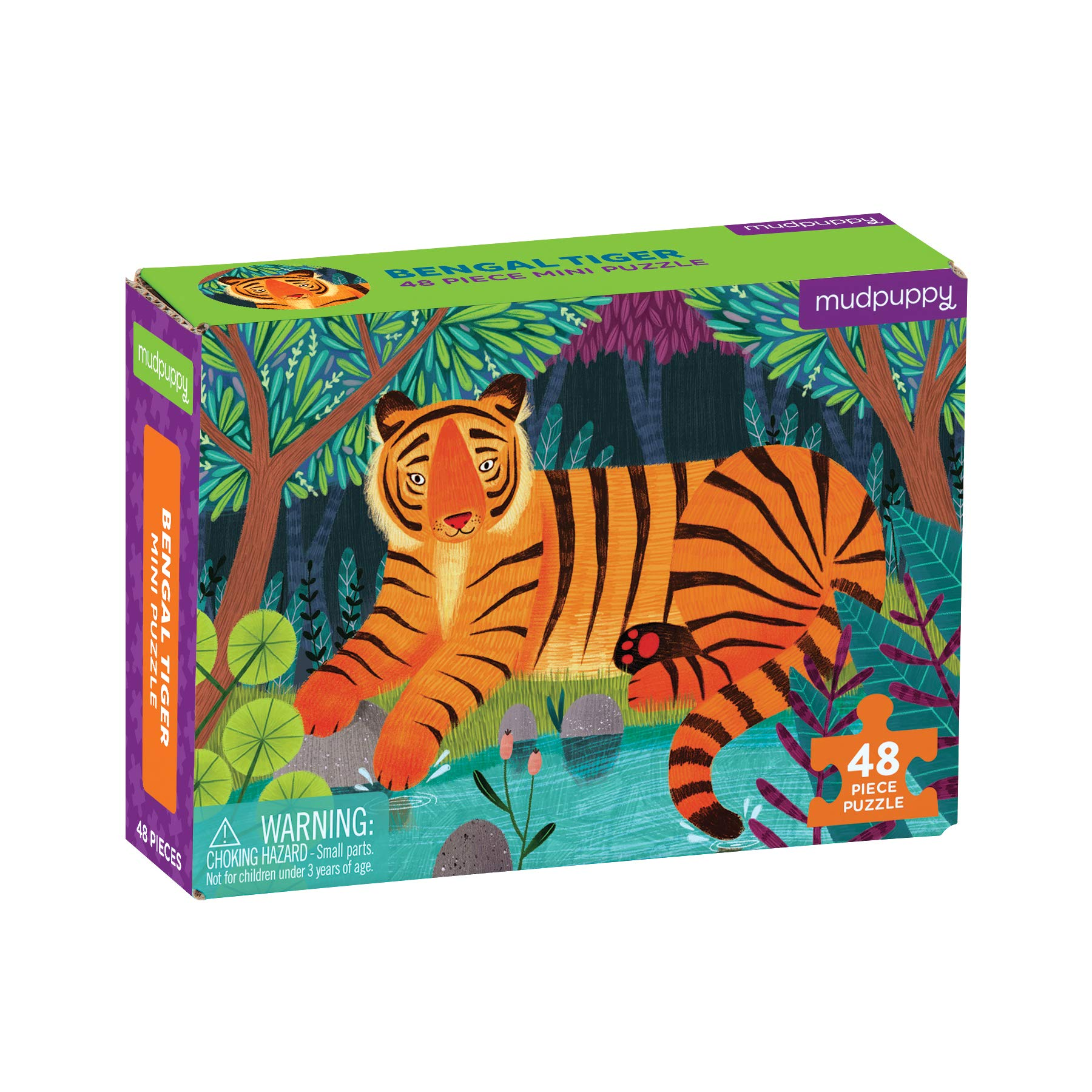 3 Sets 10 Piece Ea.glow In The Dark Animal Jungle Paint Party Activity Gift Idea Toys & Hobbies