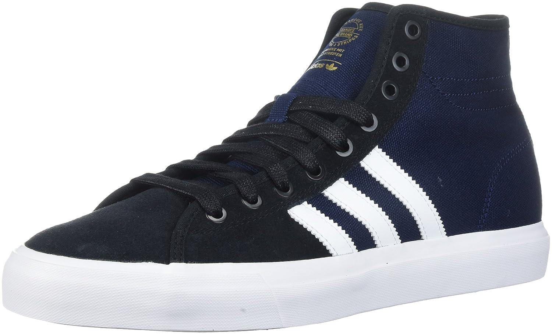 adidas Originals Men's Matchcourt High Rx 7 D(M) US|Collegiate Navy/White/Black