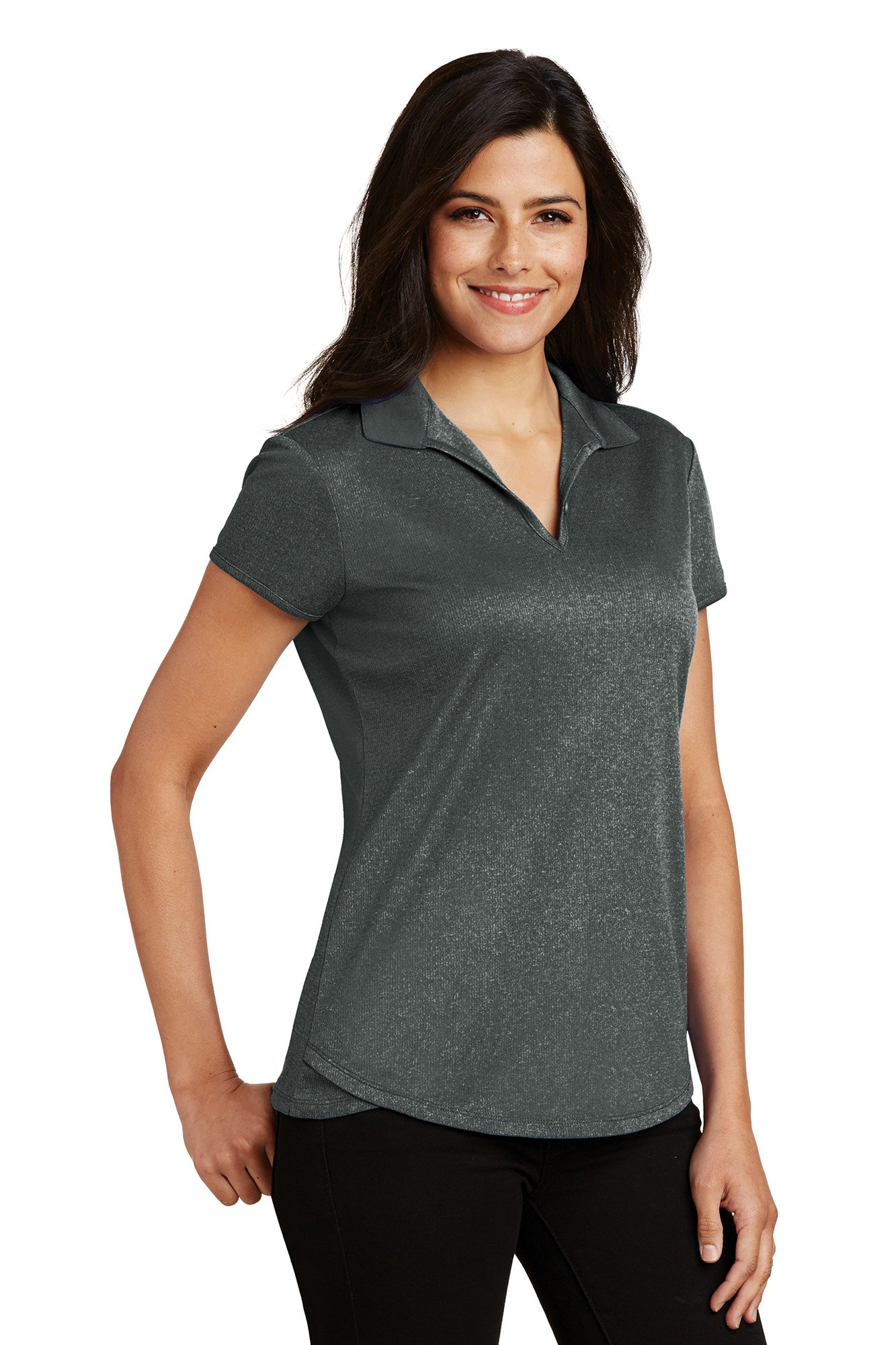 Opna Women's Ladies Moisture Wicking Athletic Golf Polo Shirts Tops & Tees by Opna (Image #2)