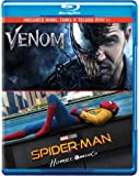 2 Superhero Movies Collection: Venom + Spider-Man: Homecoming