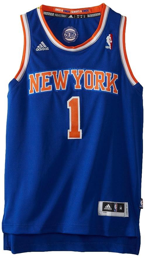 8a99818ed Amazon.com   NBA New York Knicks Amar e Stoudemire Swingman Road Youth  Jersey