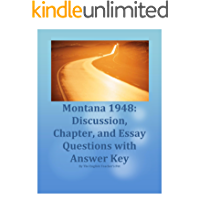 Montana 1948: Chapter and Discussion Questions with Answer Keys