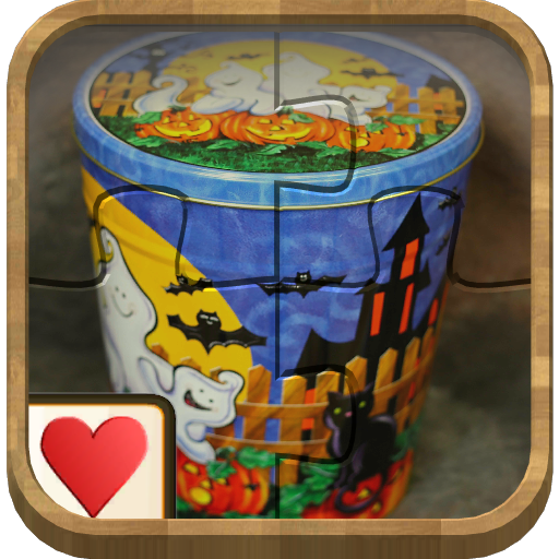 Jigsaw Solitaire - Trick or Treat FireTV -
