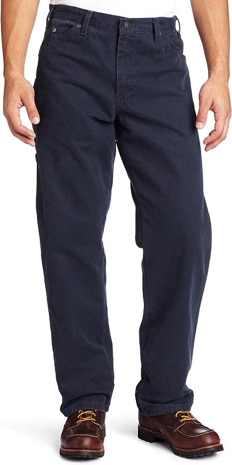 DICKIES DU336 Relaxed Fit Striaght Leg Carpenter Duck Jean