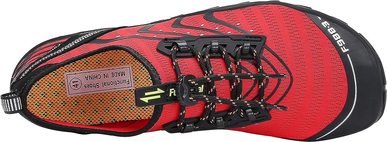 mit Dicker Sohle Gr 35-46 SAGUARO Unisex Multifunktionsschuhe f/ür Wassersport