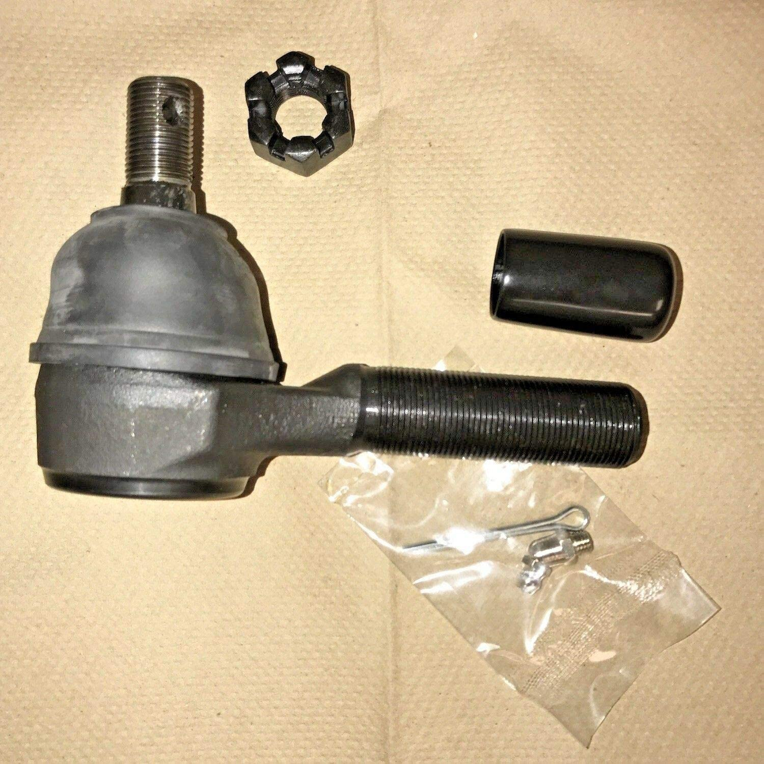 RH TIE ROD w//Nut/&Pin; Hummer Humvee ; 12338311-2  5577742  2530-01-189-2195 END