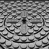 Aquascape 78223 AqauBasin AquaBasin 30 Fountain and Water Feature Basin, Black