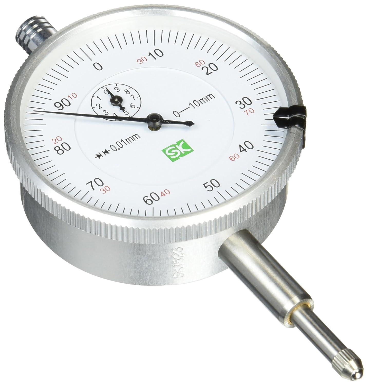 新潟精機 標準型ダイヤルゲージ DI-10