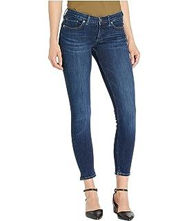 J Brand Jeans Womens 9326 Low Rise Skinny in Surrey Lane