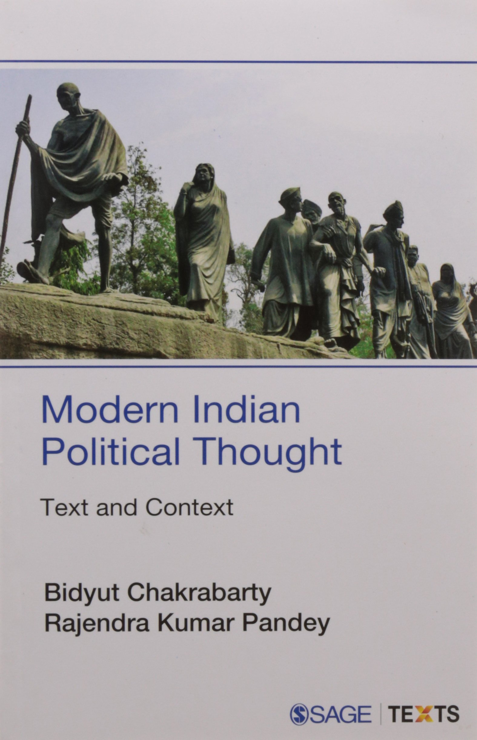 Modern Indian Political Thought: Text and Context (SAGE Texts)