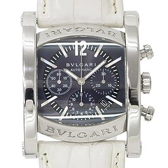 7d52cc982da9 ブルガリ BVLGARI アショーマ クロノグラフ AA 44 SCH メンズ 腕時計 デイト オートマ 自動巻き ウォッチ 【