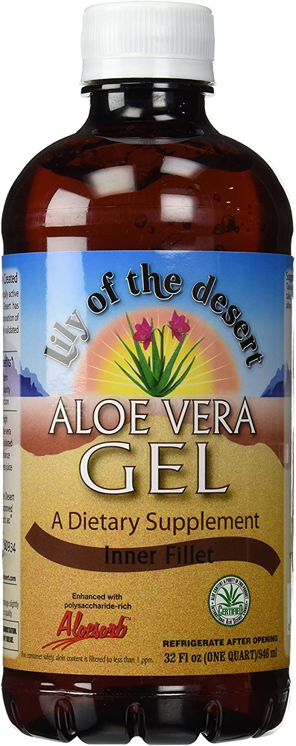 Lily Of The Desert Gel Aloe Vera, 32 oz