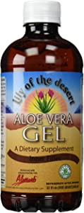 Lily Of The Desert Gel Aloe Vera, 32 oz