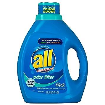 Amazon.com: Detergente líquido para ropa sucia., Elevador de ...