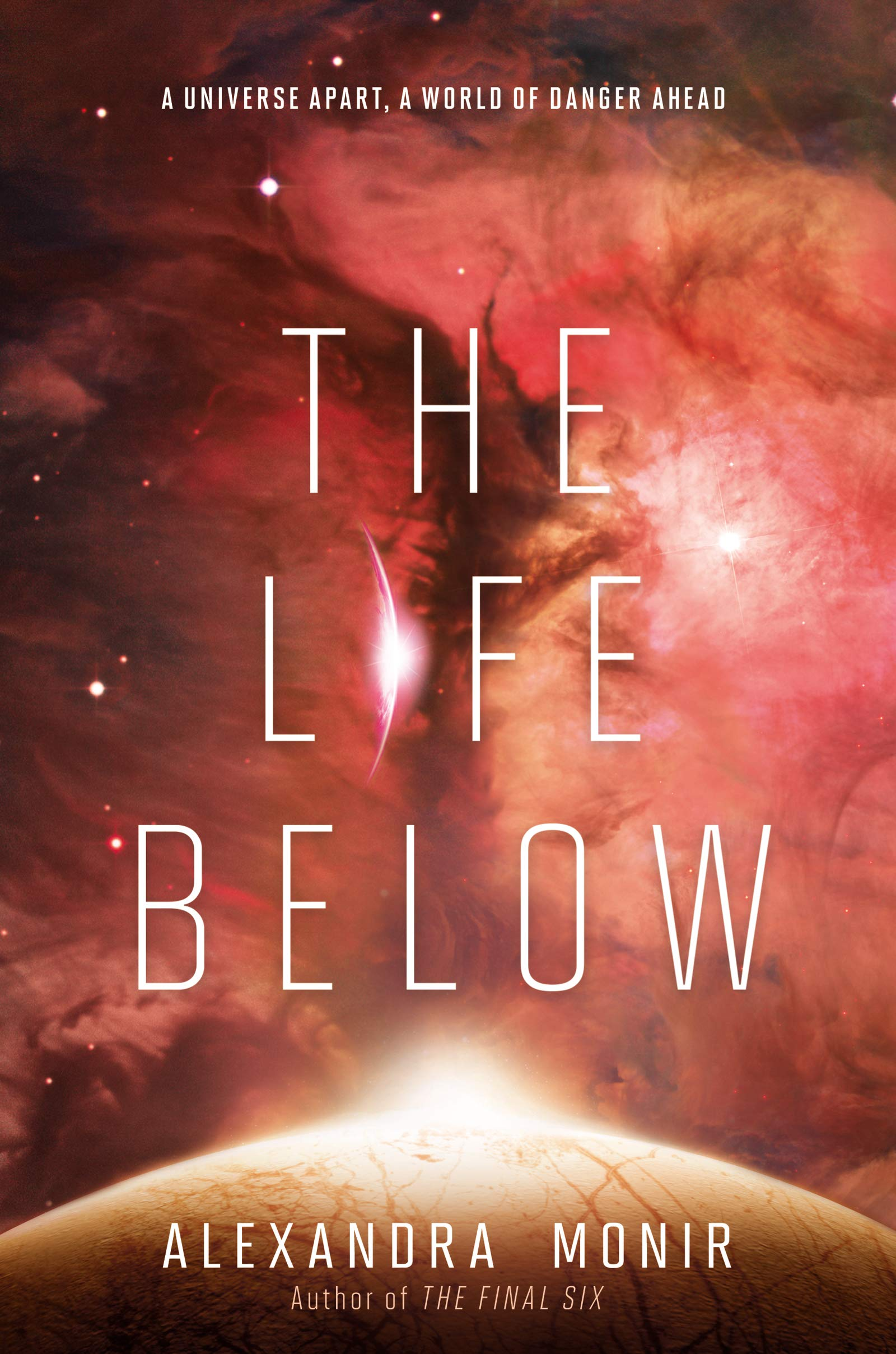Amazon.com: The Life Below (9780062658975): Monir, Alexandra: Books