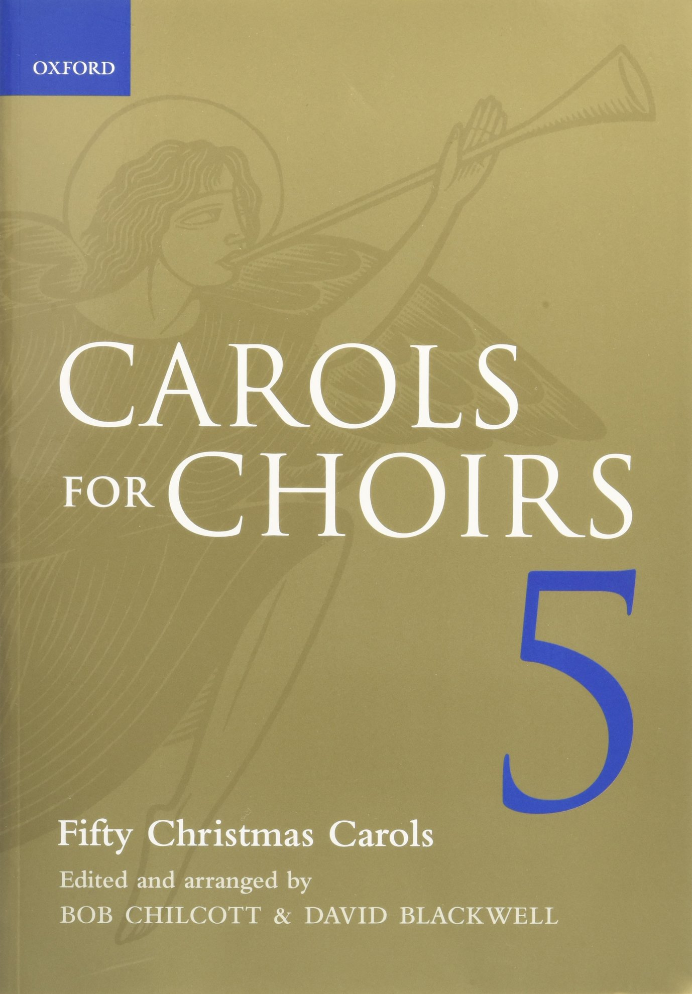 Carols for Choirs 5: Fifty Christmas Carols (. . . for Choirs ...