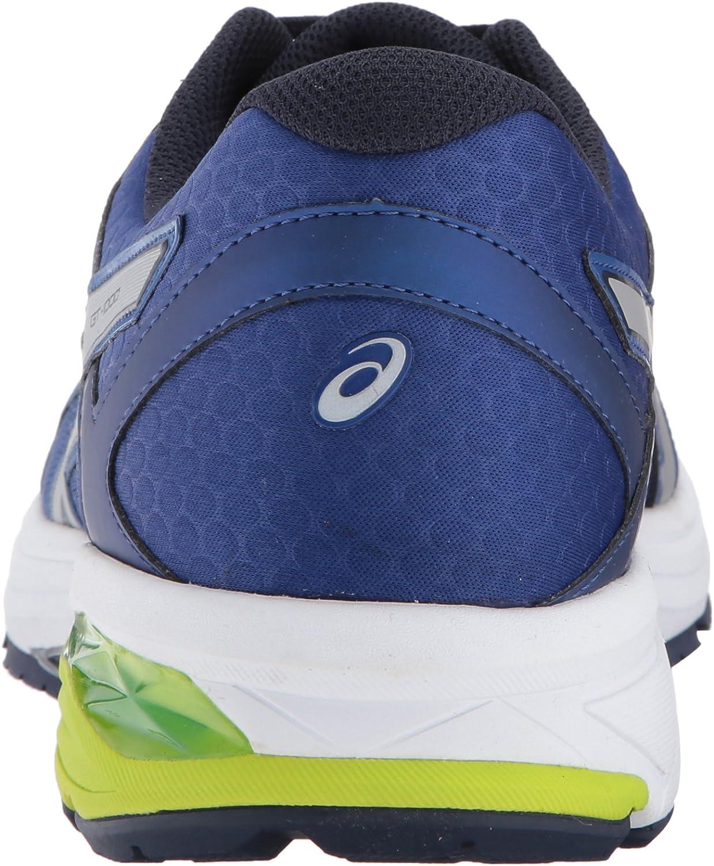 ASICS - Herren Gt-1000 6 Schuhe Limoges/Silver/Peacoat