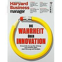 Harvard Business Manager 6/2019: Die Wahrheit über Innovation