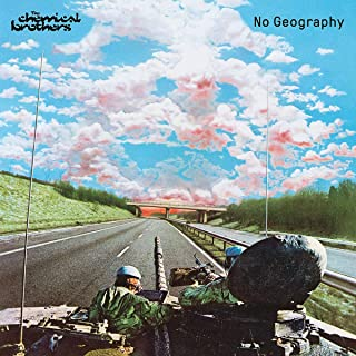 Book Cover: No Geography