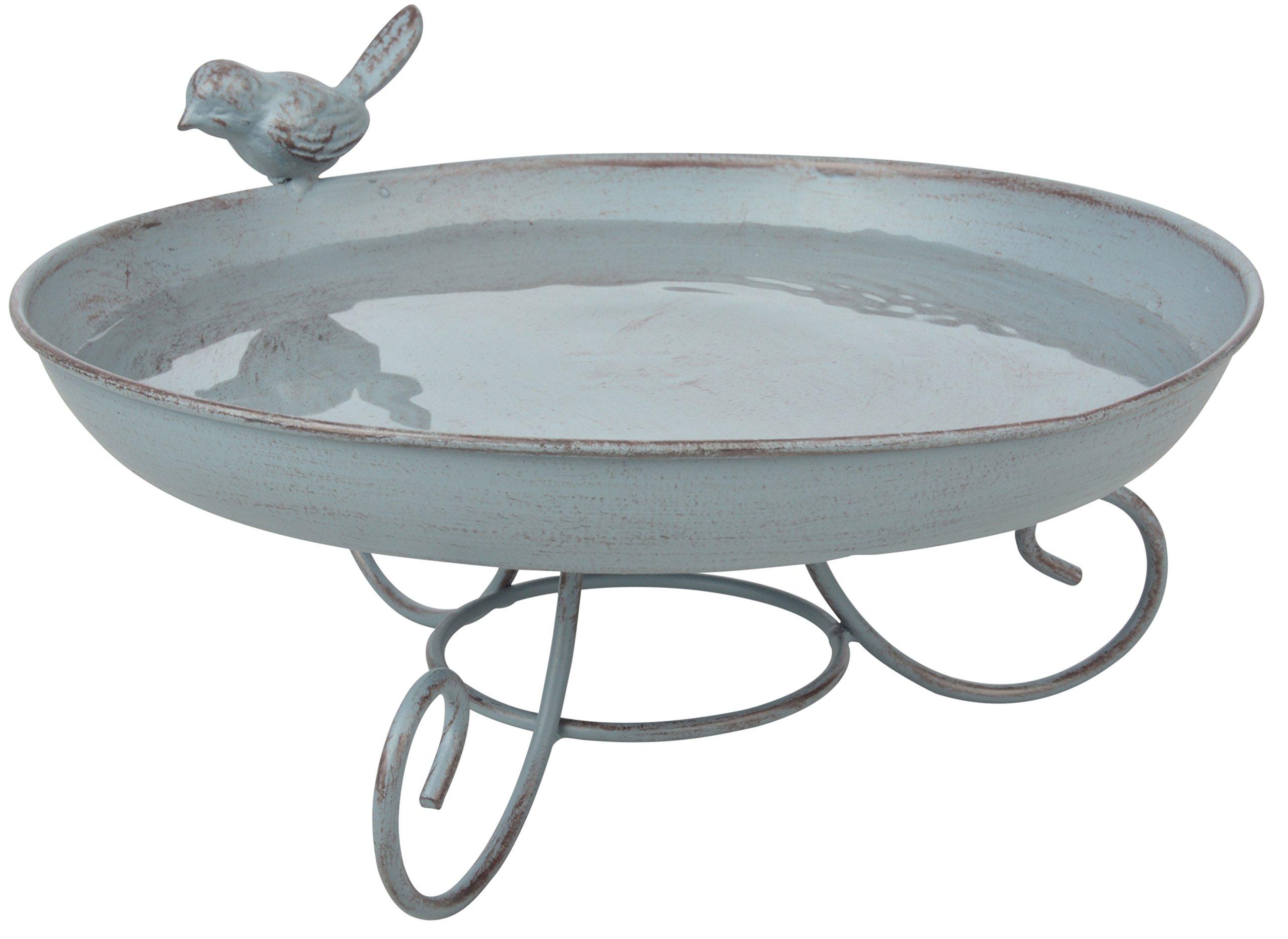 Esschert Design FB401 Series Standing Bird Bath