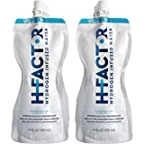 HFactor Hydrogen Infused Pure Drinking Water, Pre Or Post Workout Recovery Drink, Molecular Hydrogen Supports Athletic…