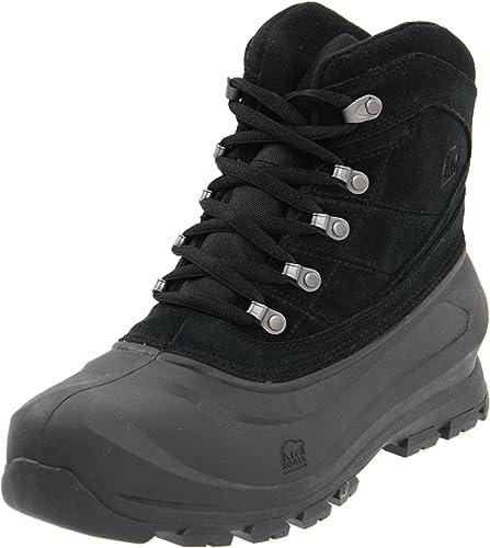 Sorel Men's Cold Mountain Snow Boot,Black,11 ...