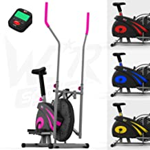 We R Sports 2-en-1  : le vélo elliptique convertible à (tout) petit prix
