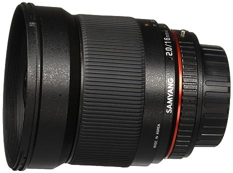 Review Samyang SY16M-P 16mm f/2.0