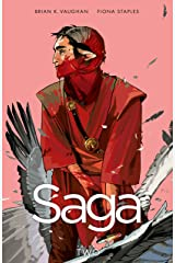 Saga Vol. 2 Kindle Edition