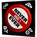 Never Have I Ever - The Classic Drinking Board Game for Adults - Great Game for a Party or Weekend Night