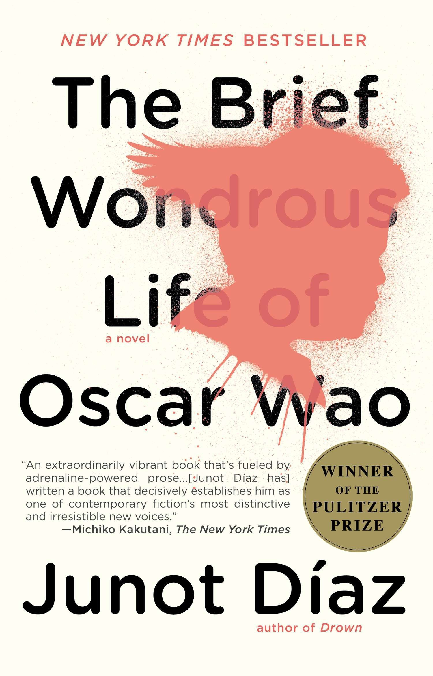 Image result for The Brief Wondrous Life Of Oscar Wao By Junot Diaz