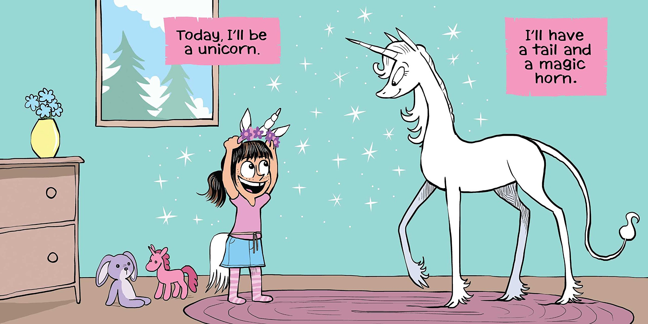 Today I'll Be a Unicorn 5