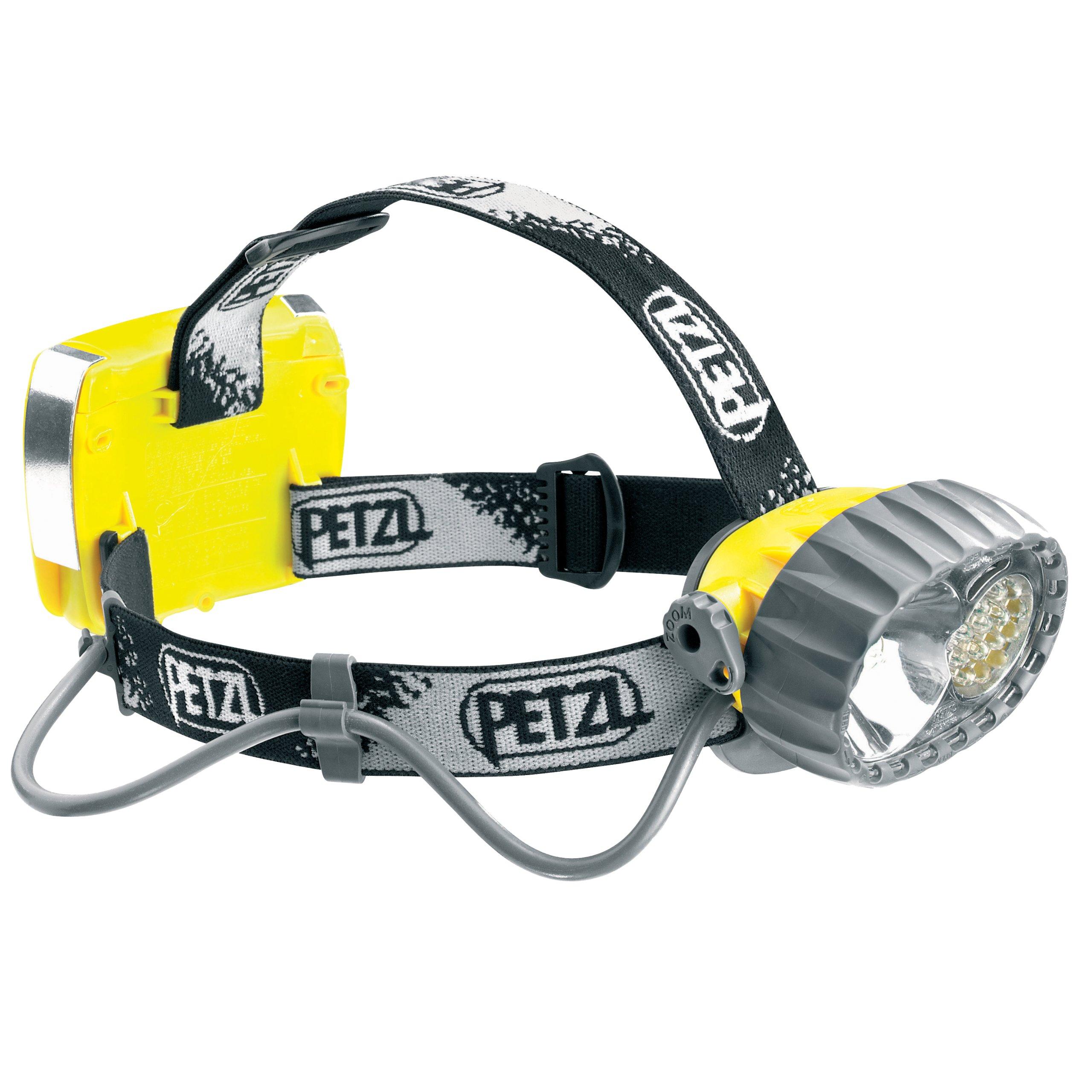 Petzl - DUO LED 14 Headlamp, 67 Lumens, Waterproof up to 5 Meters